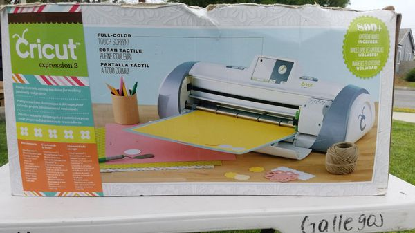 Cricut expression 2 for Sale in West Covina, CA - OfferUp