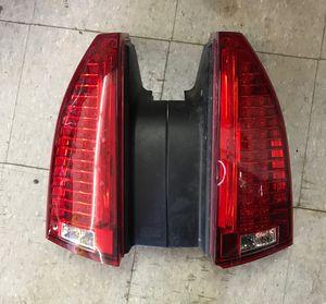 2008 - 2013 Cadillac CTS Sedan Tail Lights for Sale in Grand Prairie, TX