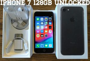 Iphone 7 (4.7') GSM UNLOCKED 128GB (Like-New) for Sale in Bailey's Crossroads, VA