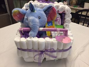 Purple Diaper Carriage for Sale in Fort Washington, MD