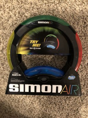 Hasbro Simon Air game Toy for Sale in Germantown, MD