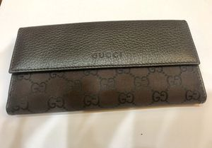 1a738b17f788 New and Used Gucci wallet for Sale in Granite Falls, WA - OfferUp