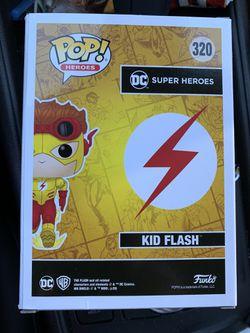 Funko Pop Kid Flash Chase Thumbnail