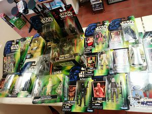 Star wars action figures for Sale in Orlando, FL