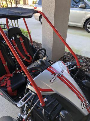 Hammerhead GTS Platinum 150 Off-road Gokart- Almost New for Sale in Longwood, FL