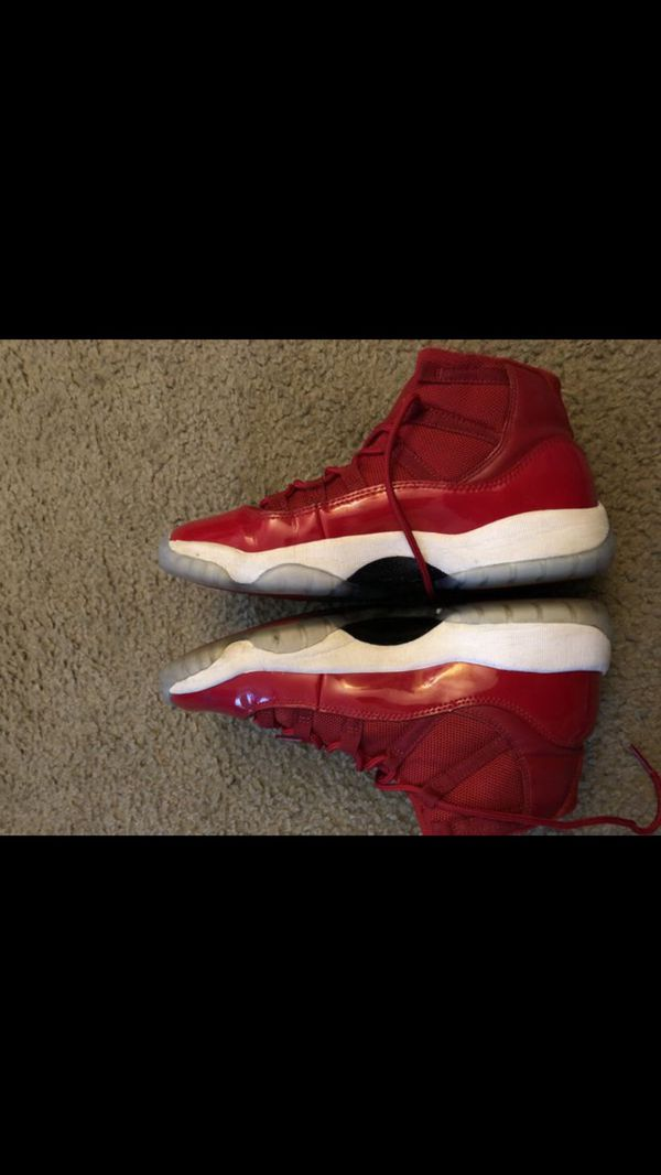 new concept 6a1ee ddb00 Jordan 11 win like 96' size 7 in boys for Sale in Milpitas, CA - OfferUp