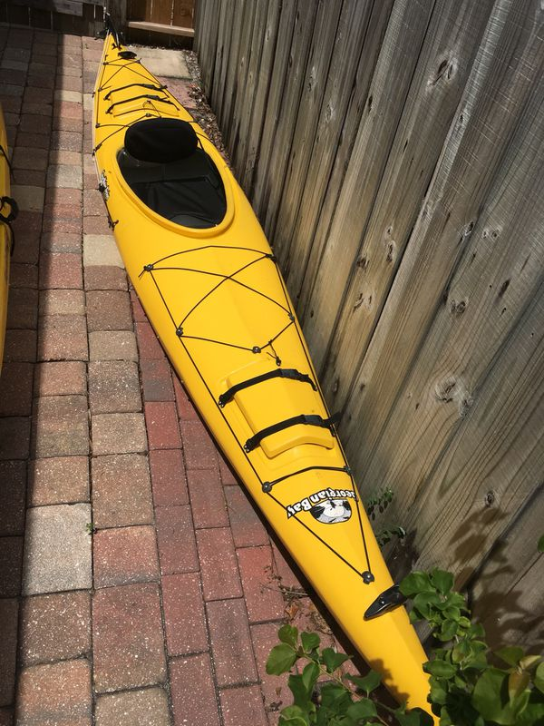 Clear Water Design Kayak Georgian Bay 14 With Rudder For Sale In Naples Fl Offerup