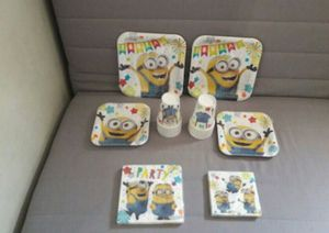 Minions party Supplies for Sale in Los Angeles, CA