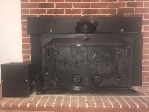Craft Stove Fireplace Insert For Sale In Charlotte Nc