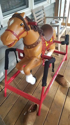 radio flyer horse for Sale in Alexandria, VA
