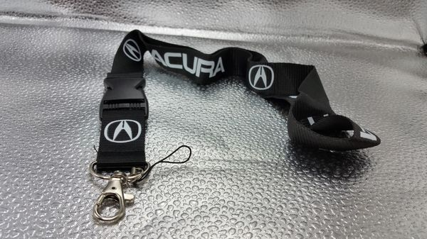 Acura Lanyard Keychain Holder For Sale In Mira Loma CA OfferUp - Acura lanyard