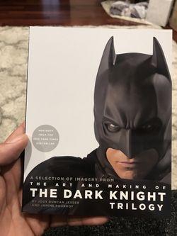 Dark Knight Trilogy Blu-Ray Set Thumbnail