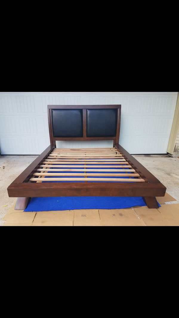 Queen Bed Frame for Sale in Houston, TX - OfferUp