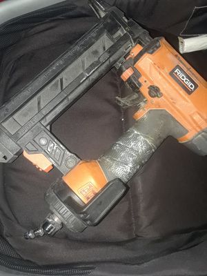 Rigid nail gun for Sale in Henderson, NV