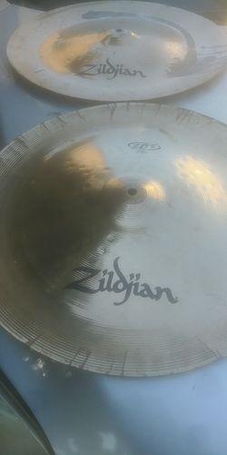 China Cymbals Thumbnail
