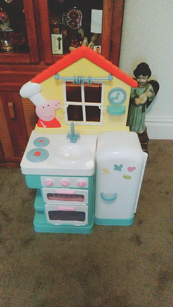Peppa Pig Kitchen Set For Sale In Mechanicsburg Pa Offerup