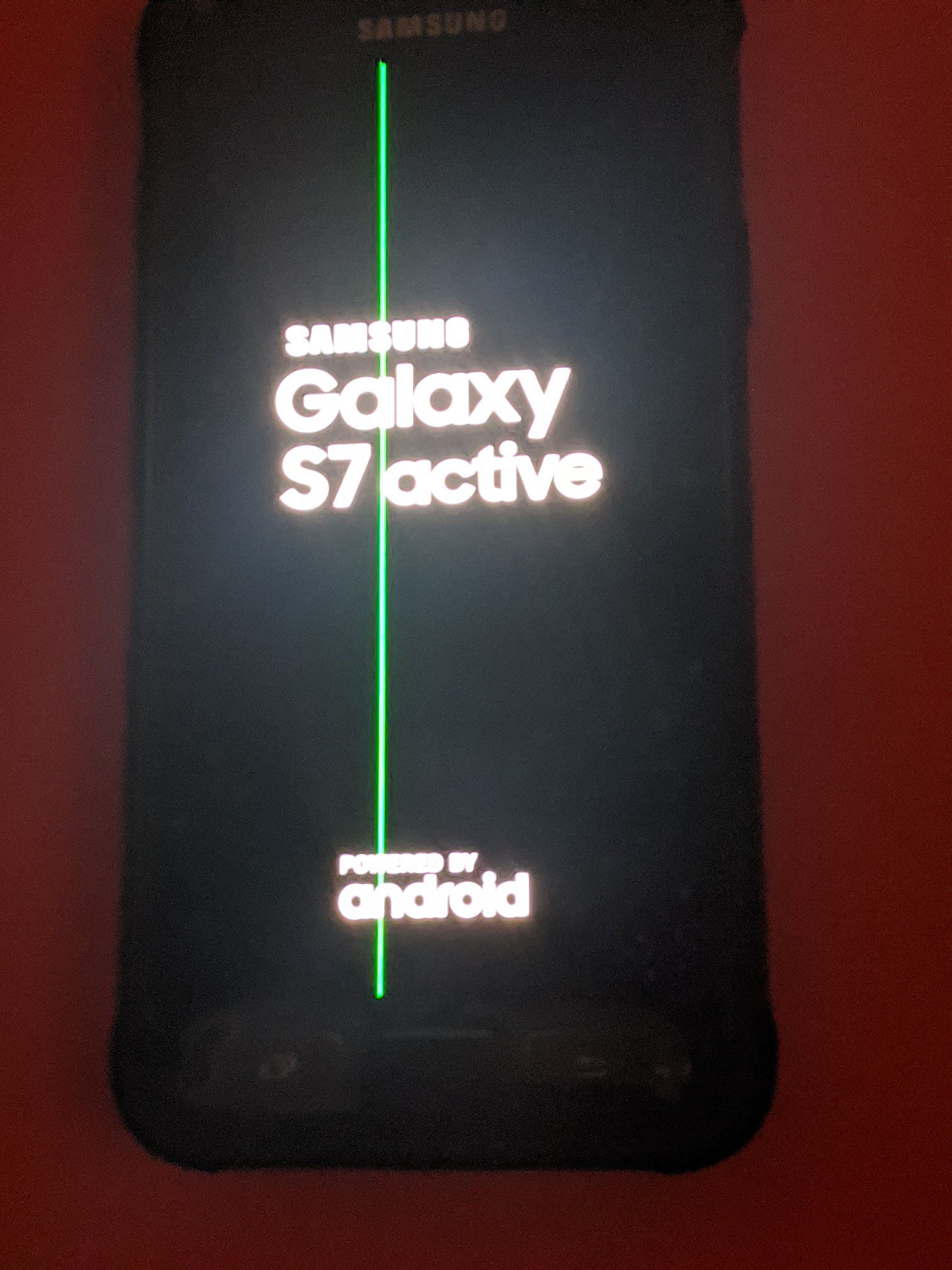 Samsung Galaxy S7 active unlocked