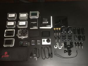 Go Pro Hero 3 and accessories for Sale in Denver, CO