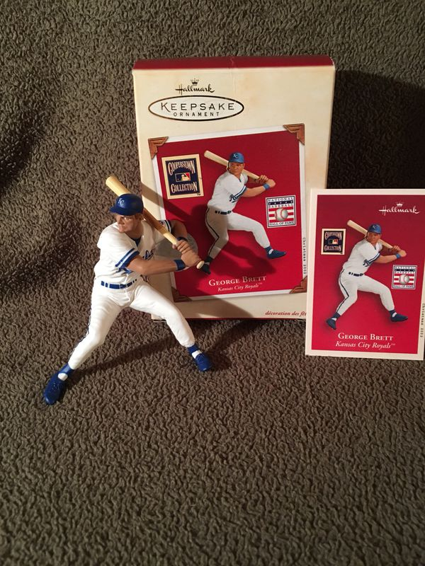 Kansas City Royals George Brett Christmas Ornament (Collectibles) in ...