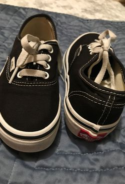 Kids Vans Shoes Thumbnail