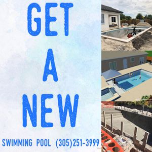 Get a new swimming pool for Sale in Miami, FL