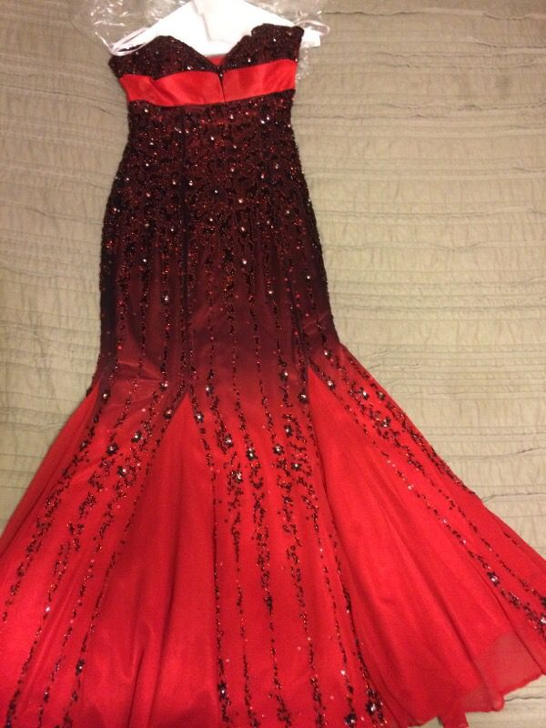 Prom Dress For Sale In Katy Tx Offerup