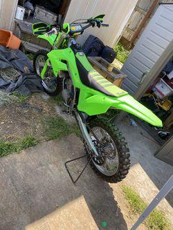 2004 Kx125cc Kawasaki Thumbnail