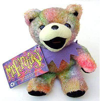 Mr. Fantasy grateful dead bear