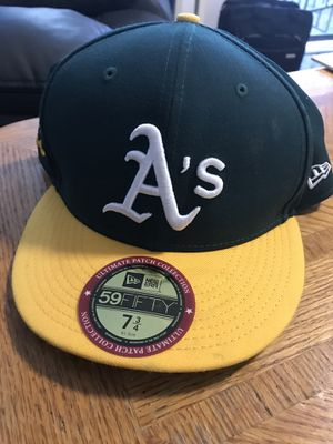 Men s Oakland athletics Oakland A s new era green road authentic collection  on field 59fifty performance fitted f4a6ffcb3491