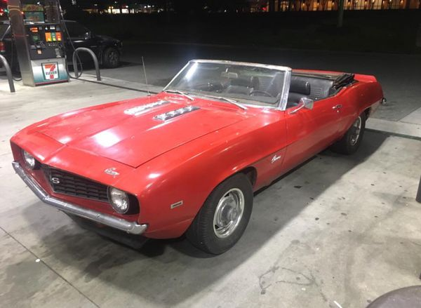 69 Camaro ss for Sale in Richmond, VA - OfferUp