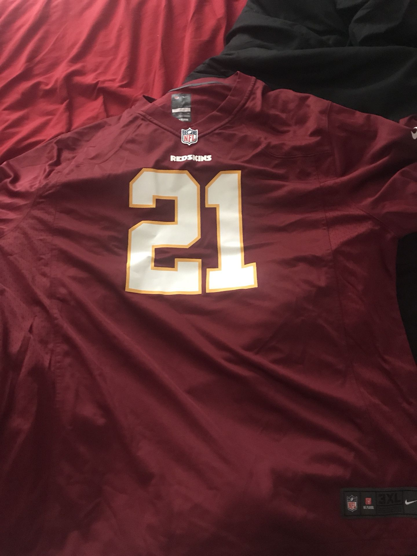 Sean Taylor Washington Redskins jersey sz 3xl