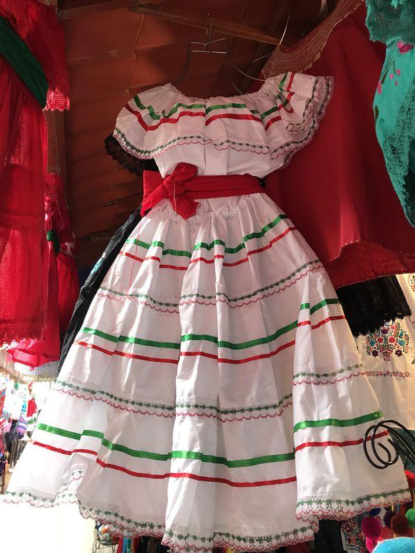 Vestido Mexicano Para Niña For Sale In Compton Ca Offerup