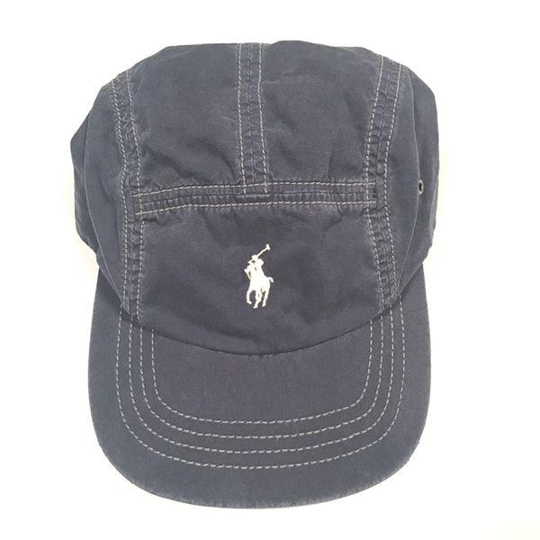 Vintage 90s Polo Ralph Lauren 5 Panel SnapBack Strapback Hat Sport Pony RLX  Tommy Hilfiger Guess Stripe Supreme Bape Palace a29ba7ccb0b