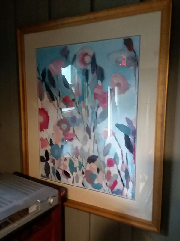 Picture frame excelent condition for Sale in Winston-Salem, NC - OfferUp