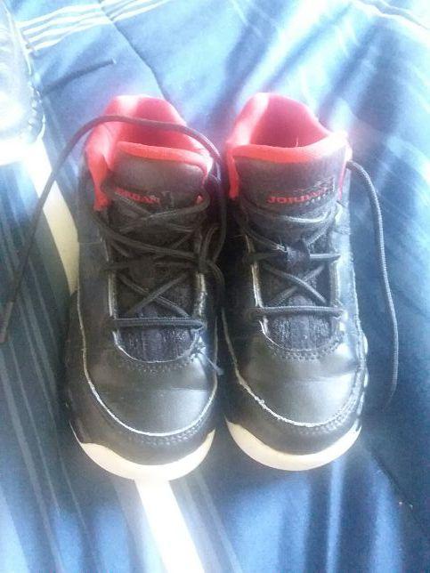 21b15dc4fdc8 Air Jordan Retro 9s Girls Size 9c (Baby   Kids) in Spring