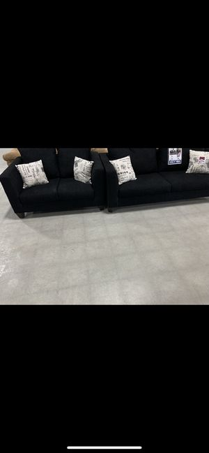 Fine New And Used Black Sofas For Sale In Saginaw Mi Offerup Short Links Chair Design For Home Short Linksinfo