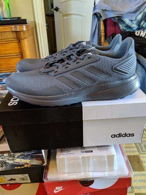 Photo 🆕 DEAD-STOCK ADIDAS DURAMO 9 ◼️ SIZE-10 w/RECEIPT FROM ADIDAS