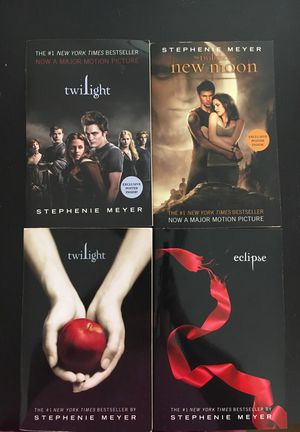 Twilight Books for sale for Sale in Los Angeles, CA