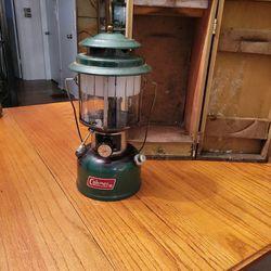 Vintage 220j 2 Mantle Lantern Thumbnail