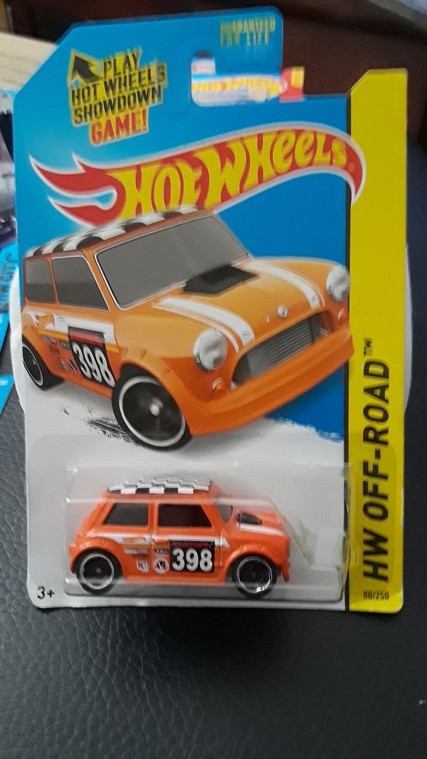 Hot Wheels Morris Mini For Sale In Simpsonville Sc Offerup