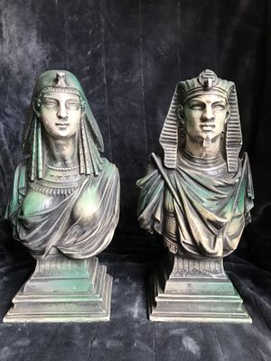 Egyptian Pharaoh And Queen for Sale in Pittsburgh, PA