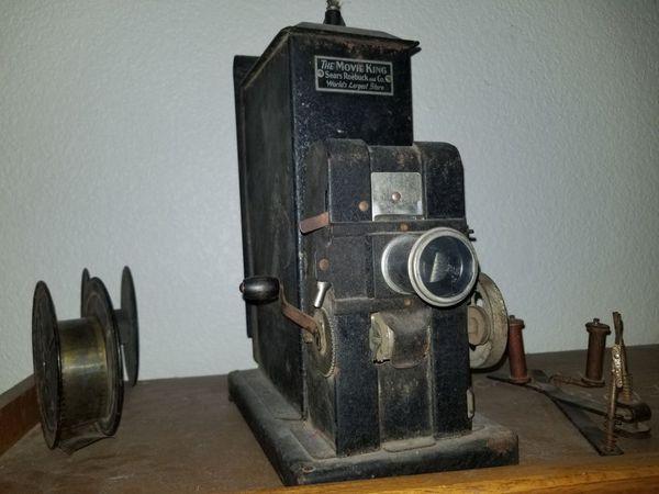 Vintage Sears Roebuck Movie King Projector for Sale in Mesa, AZ - OfferUp