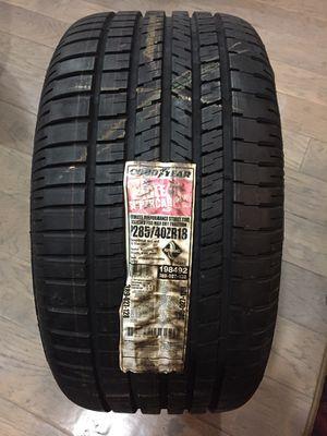 one tire eagle F1 285 40 18 new for Sale in Manassas, VA