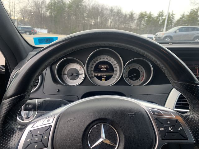 2013 Mercedes-Benz C-Class