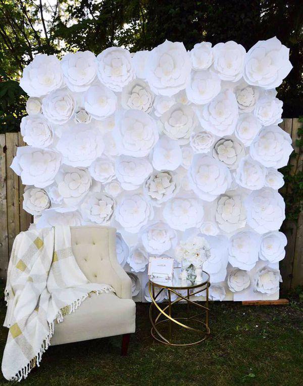 Flower Wall Back Drop 8x8ft For Sale In Everett Wa Offerup