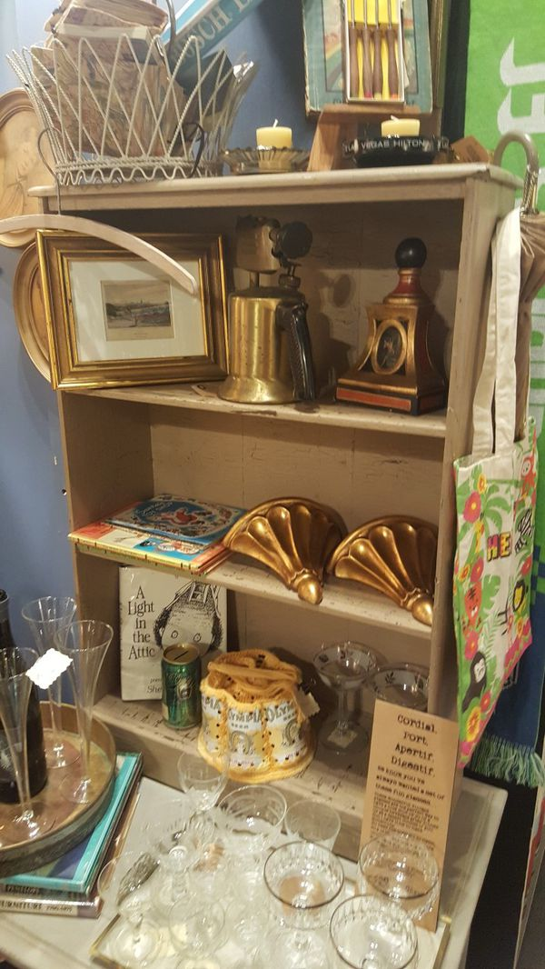 Small Antique Bookshelf Antiques In Olympia WA