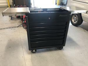 Photo Snap On matte Black tool box