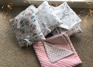 Baby bumper crib 16 pcs set for Sale in Alexandria, VA