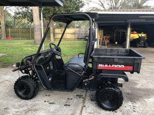 Bulldog UTV for Sale in Houston, TX - OfferUp
