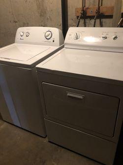 Amana washer/dryer set Thumbnail